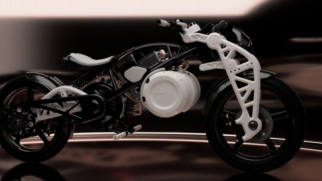 Curtiss Psyche, la moto elettrica che sfida la Harley-Davidson Livewire thumbnail