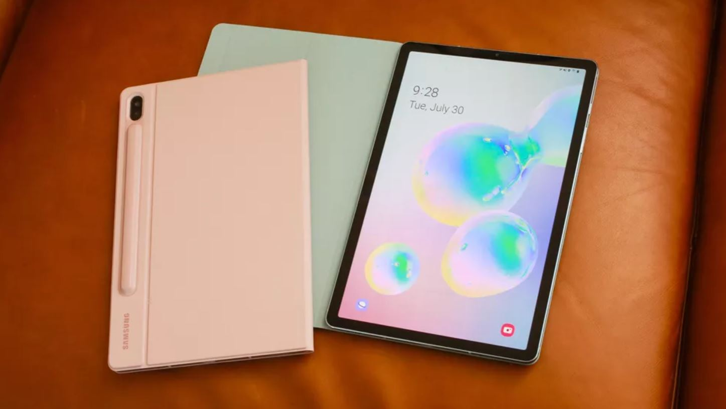 Samsung presenta il nuovo Galaxy Tab 6: tutti i dettagli thumbnail