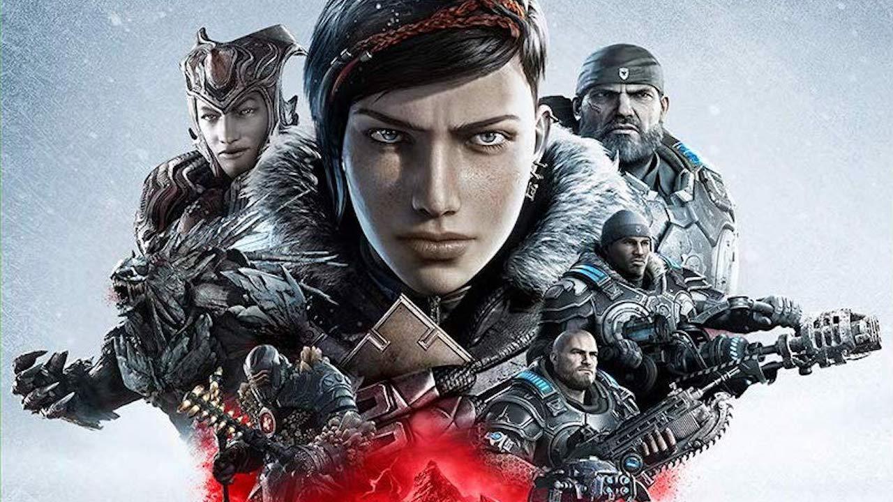 Gears of War 5: pronto al lancio con la tecnologia AMD thumbnail