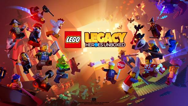 LEGO Legacy: Heroes Unboxed: pre-order aperti e nuovo trailer! thumbnail