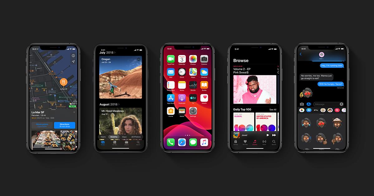 Aggiornamento iOS: svelato il nuovo multitasking thumbnail
