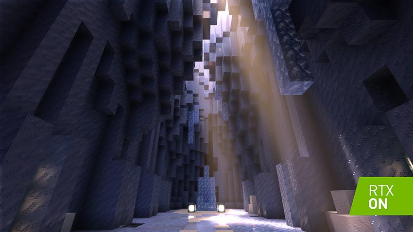 Minecraft: l'RTX arriva anche sul videogioco più venduto al mondo thumbnail