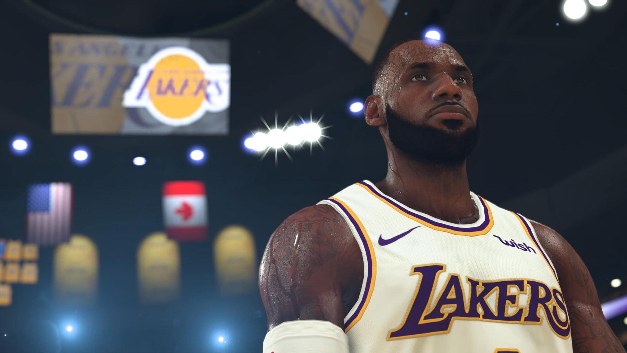 Giochi PS Plus Luglio 2020: NBA 2K20