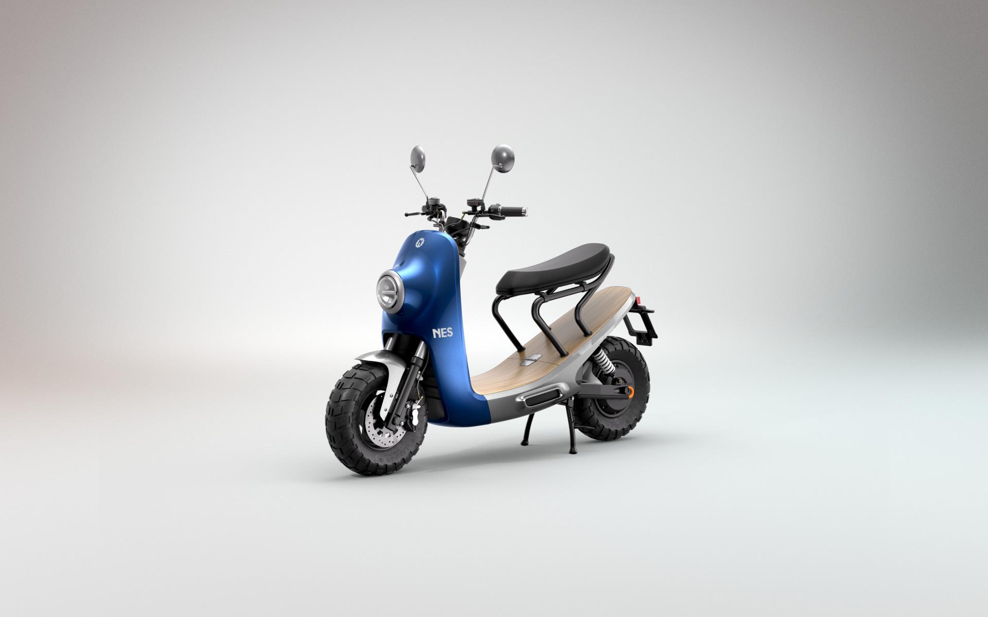 NITO NES 10 test drive: lo scooter elettrico che coniuga stile e comodità thumbnail