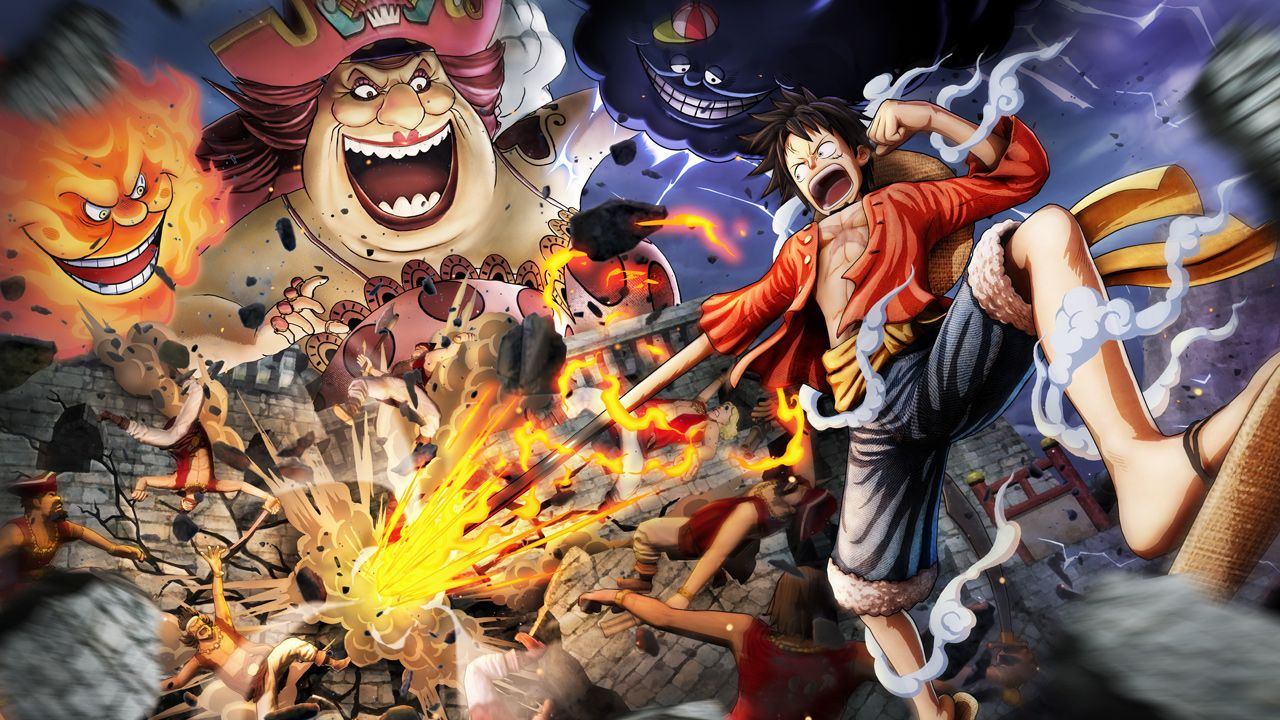 One Piece Pirate Warriors 4: la demo hands-on provata a Colonia thumbnail