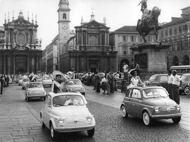 FIAT, le auto che hanno fatto la Storia: il boom economico thumbnail