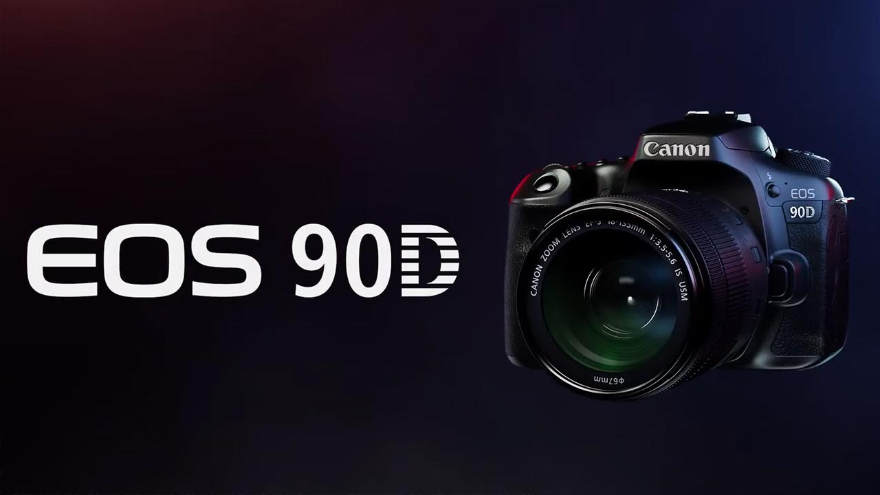 Canon EOS 90D e M6 Mark II