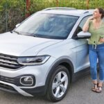 test drive volkswagen t-cross 2019