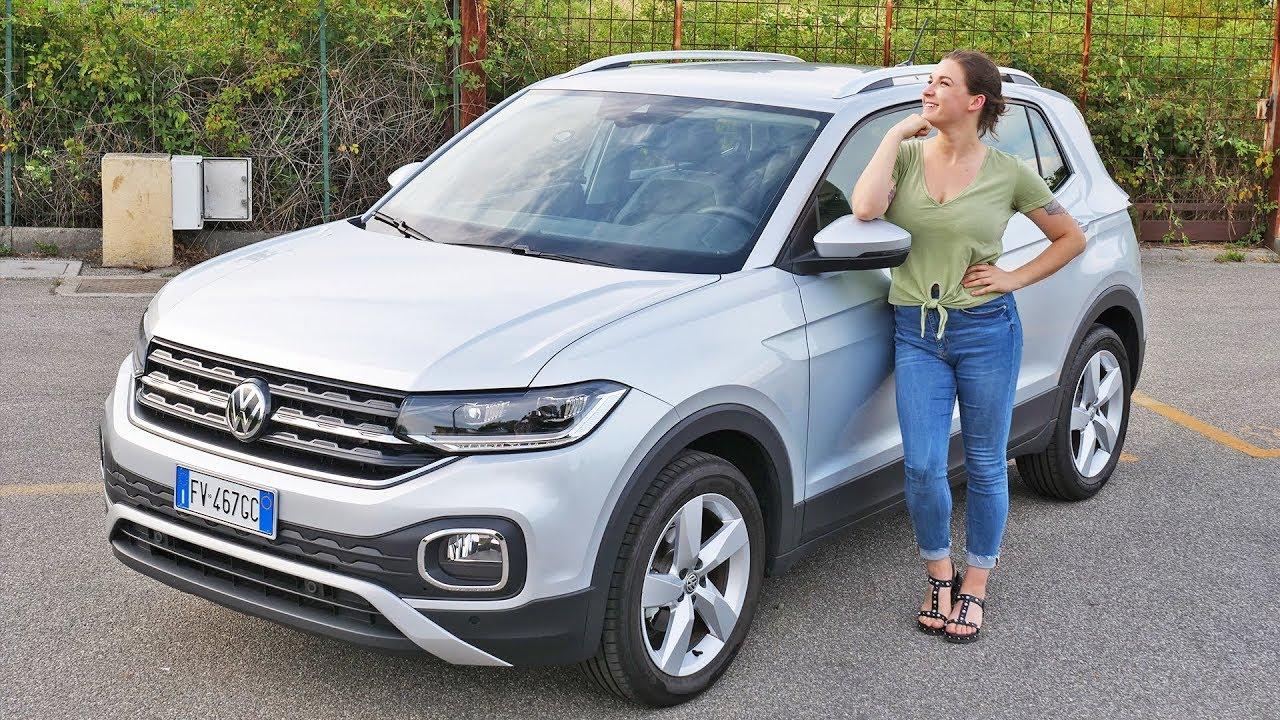 Test drive Volkswagen T-Cross: la piccolina di casa VW si fa grande thumbnail