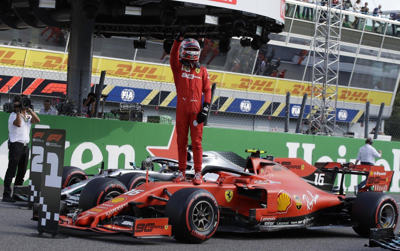 Orgoglio Ferrari a Monza 2019: degno premio per i 90 anni thumbnail