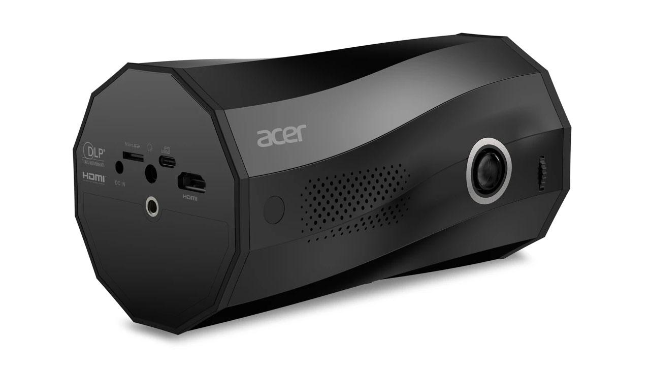 Acer C250i: il proiettore portatile per lo smartphone thumbnail