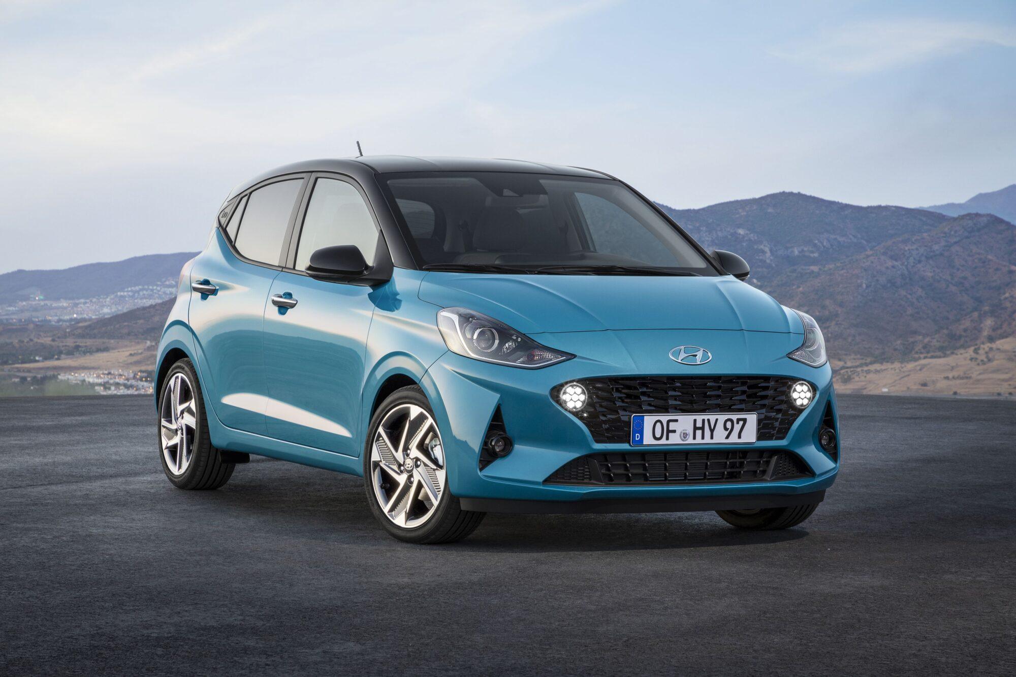 Nuova Hyundai i10:  la rivoluzione del segmento delle city-car thumbnail