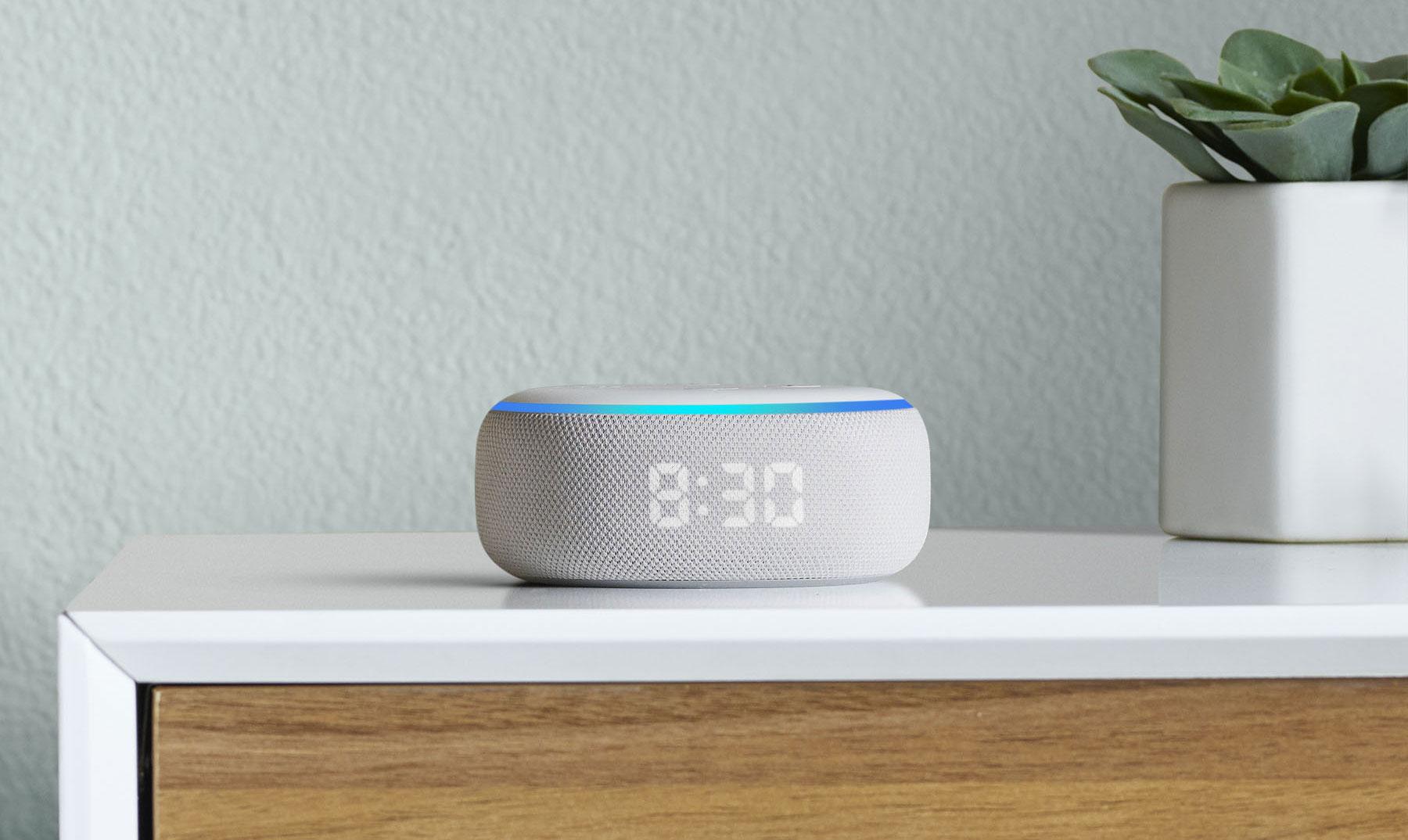 Amazon Echo Dot in super offerta