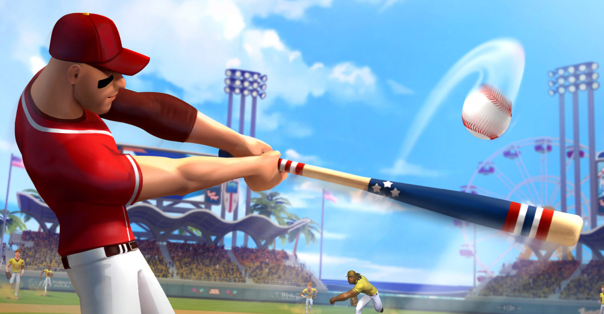 Apple Arcade e Gameloft: Ballistic Baseball sarà disponibile al day one thumbnail