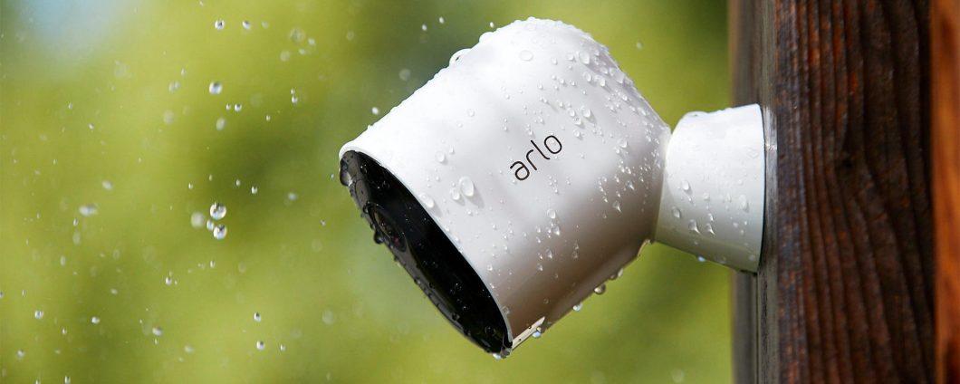Arlo Pro 3: presentato il nuovo sistema di telecamere di sicurezza thumbnail
