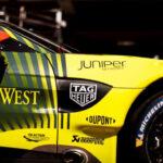 Aston Martin juniper networks