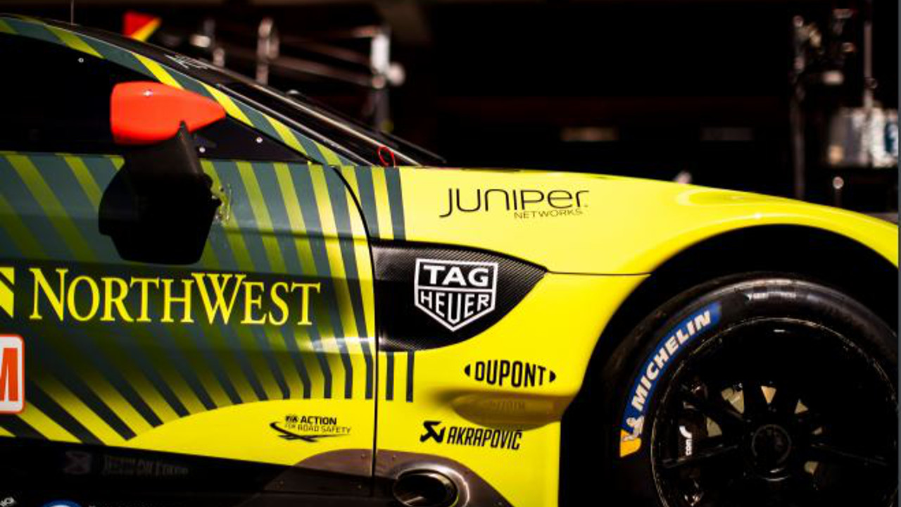 Aston Martin juniper networks