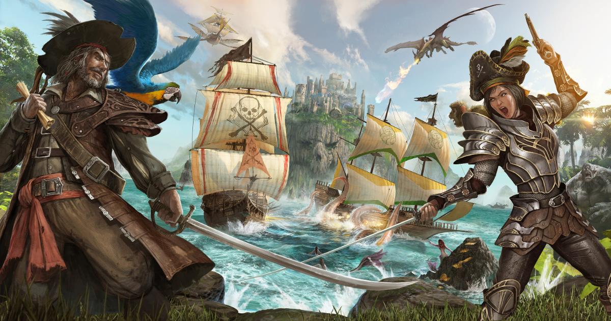 Atlas arriverà su Xbox One l'8 ottobre thumbnail