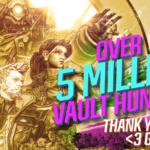 Borderlands 3 5 milioni di vendite