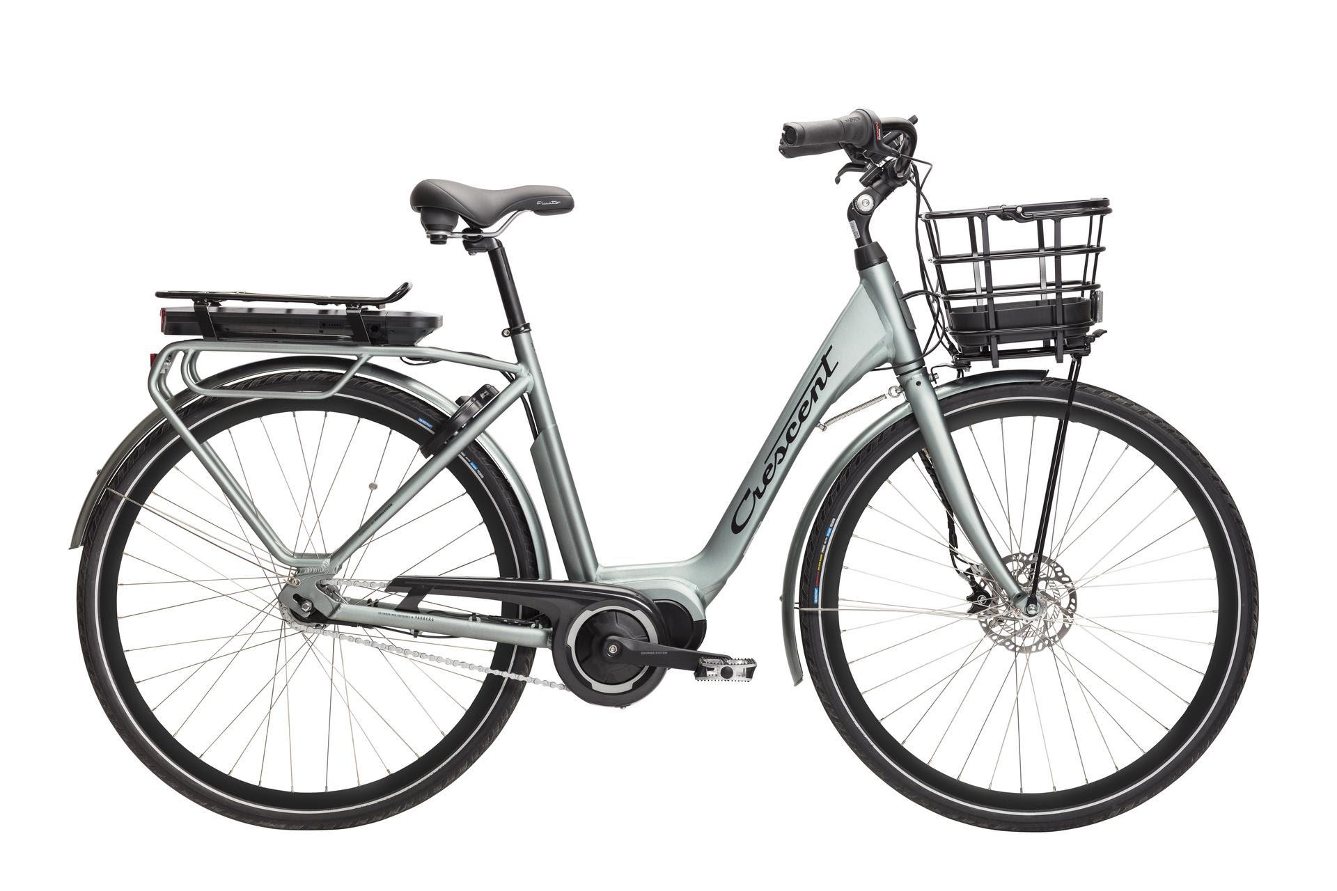 Crescent e Blubrake presentano la prima city e-bike con ABS Integrato thumbnail
