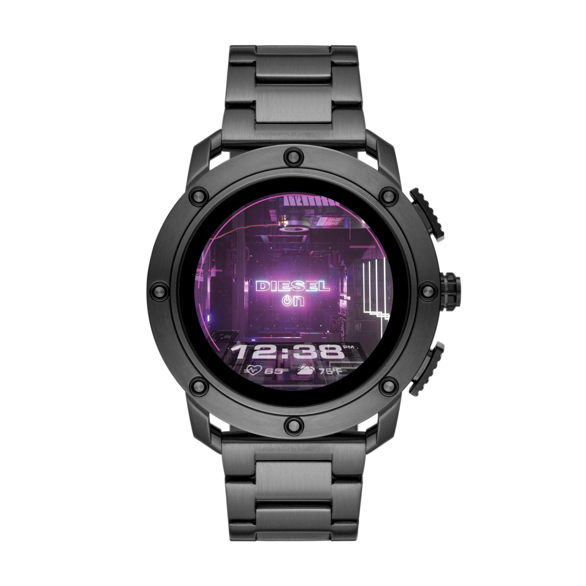 Diesel cambia lo smartwatch: arrivano le chiamate tramite Bluetooth thumbnail