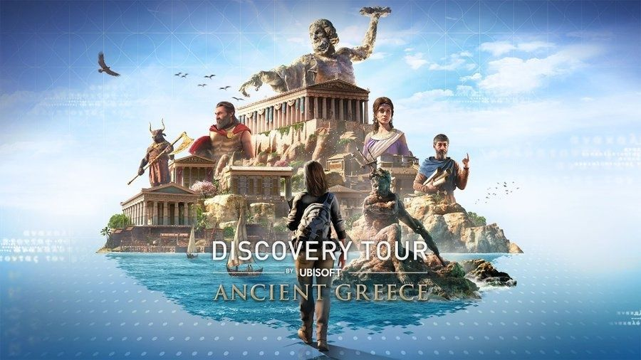 Discovery Tour: Antica Grecia di Assassin's Creed in arrivo a settembre thumbnail