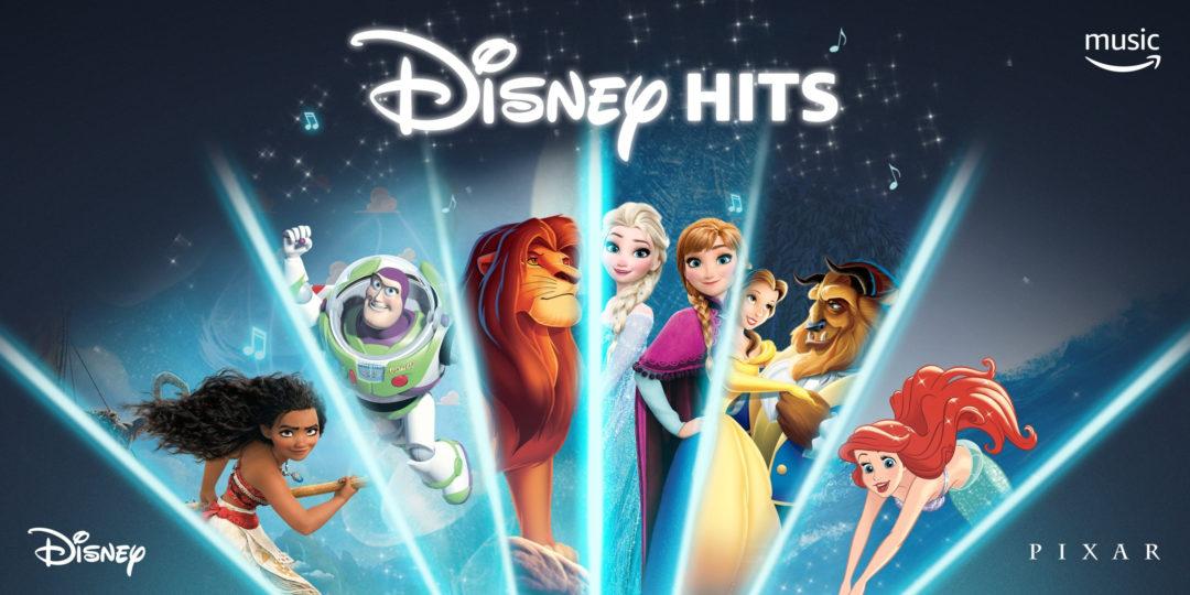 Disney Music Group: più di 50 colonne sonore su Amazon Prime Music thumbnail