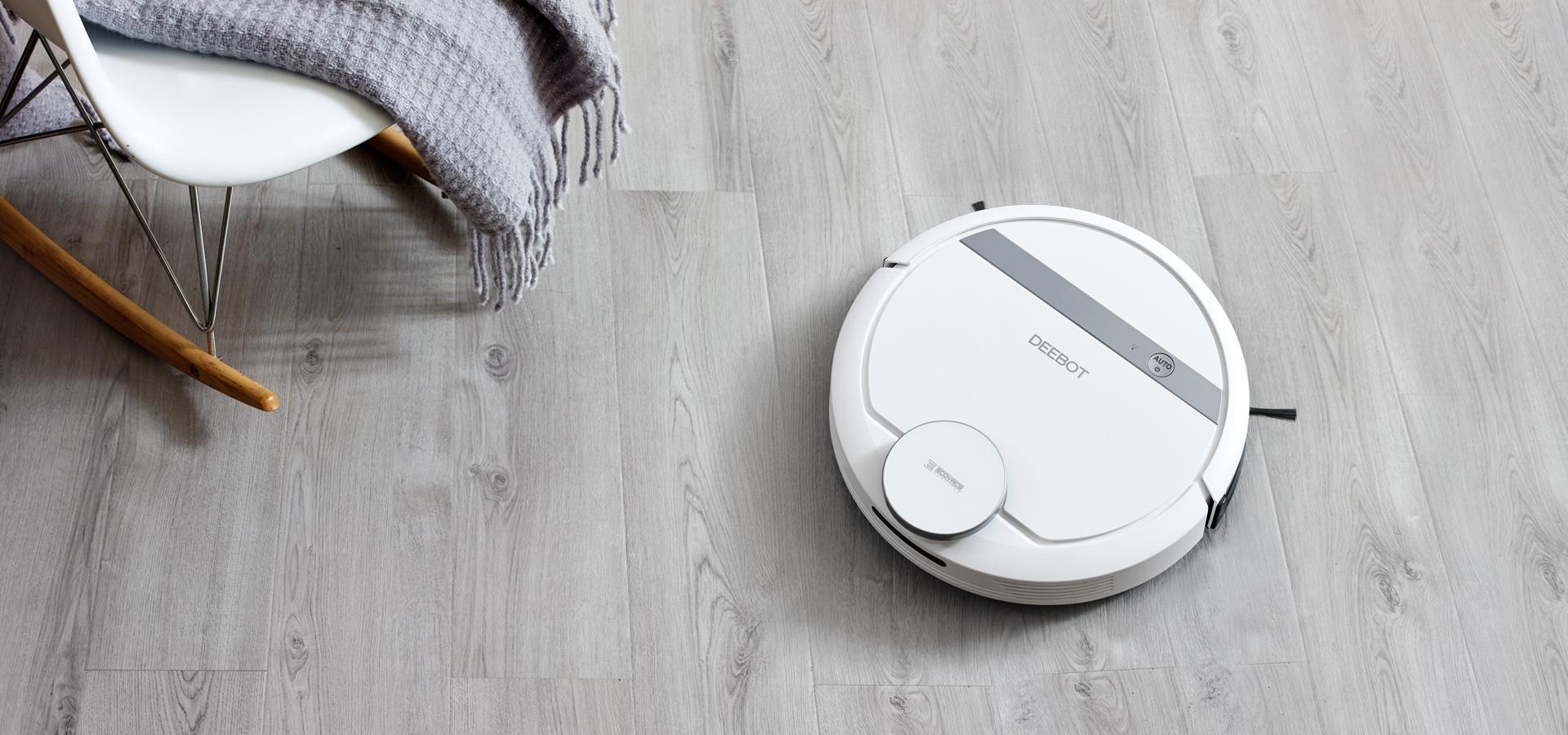 Ecovacs Robotics ed Henkel: un nuovo detergente per i Deebot Ozmo thumbnail