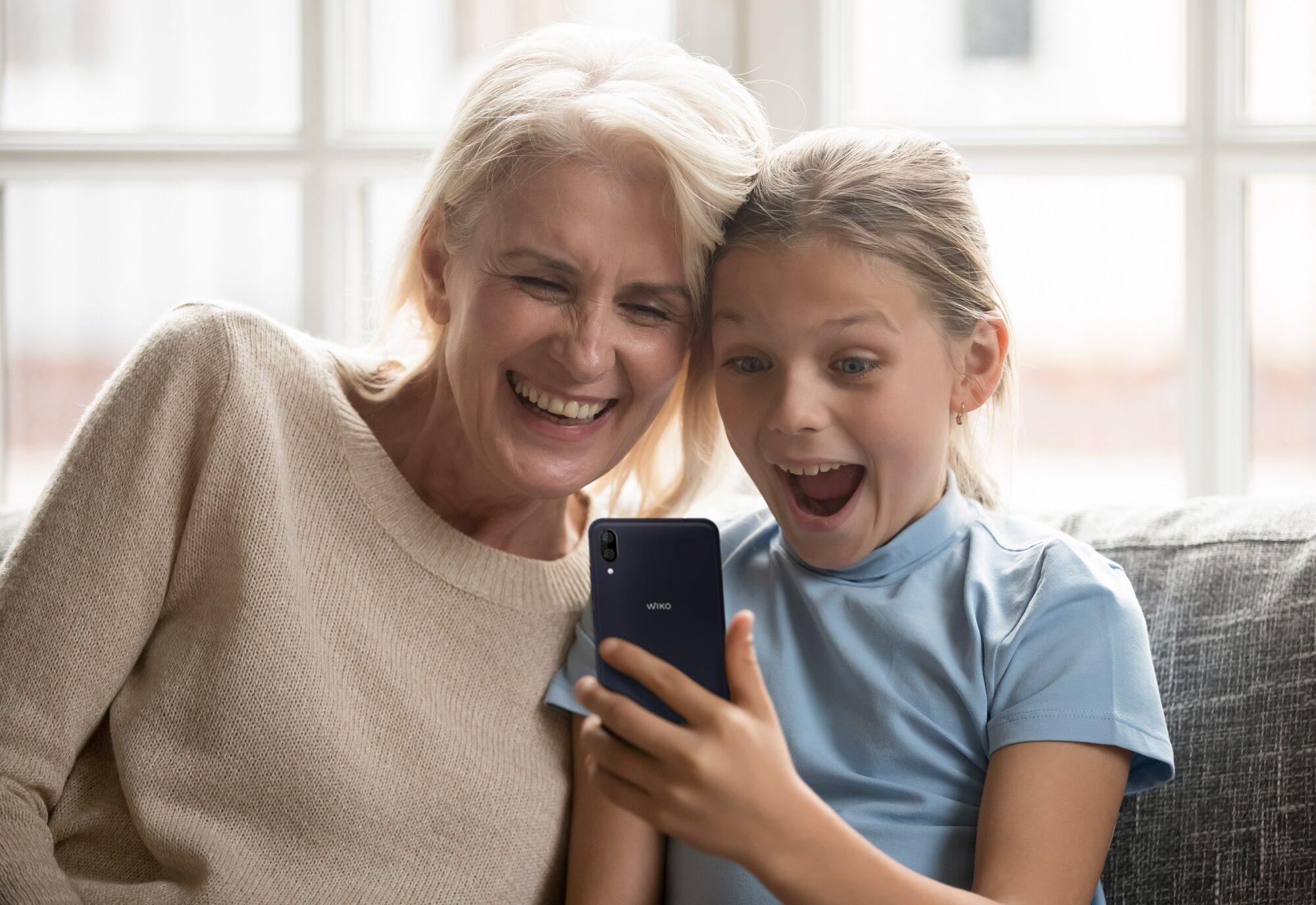 Wiko e lo smartphone per i nonni