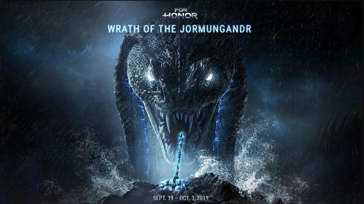For Honor: al via l'evento Wrath of the Jormungandr thumbnail