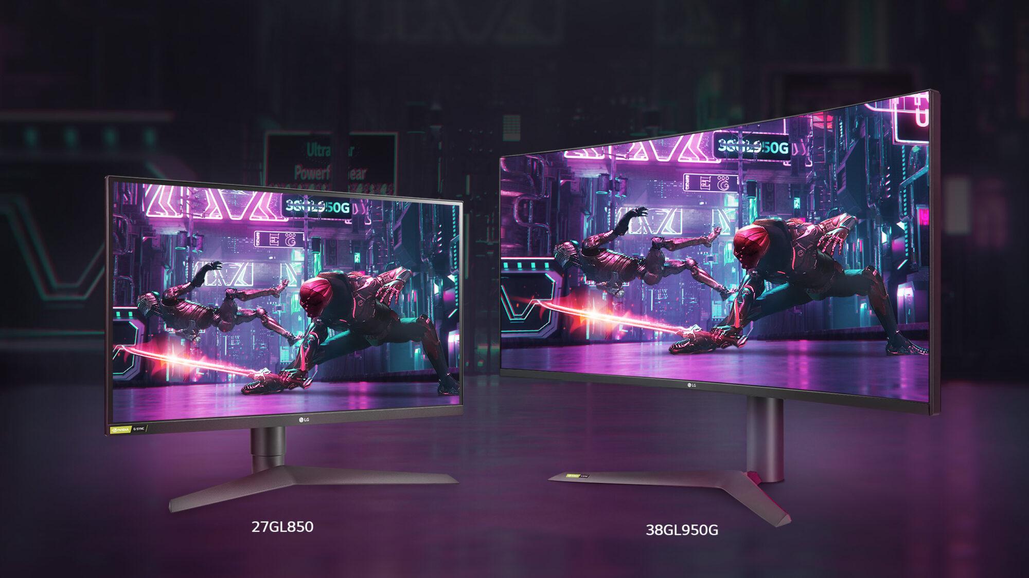 LG a IFA 2019: spaventano i nuovi monitor da gaming thumbnail