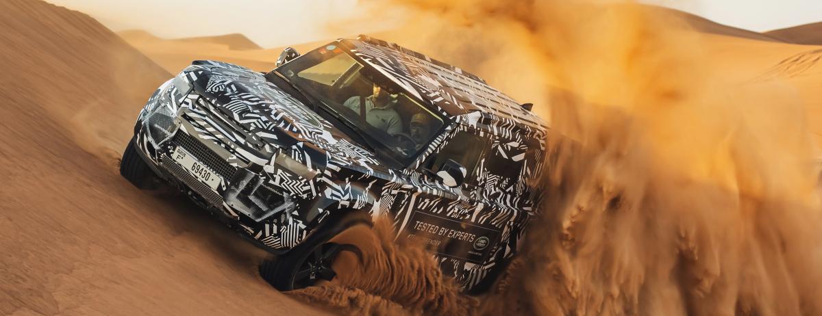 Land Rover Defender: annunciata una partnership con LEGO e Musto thumbnail
