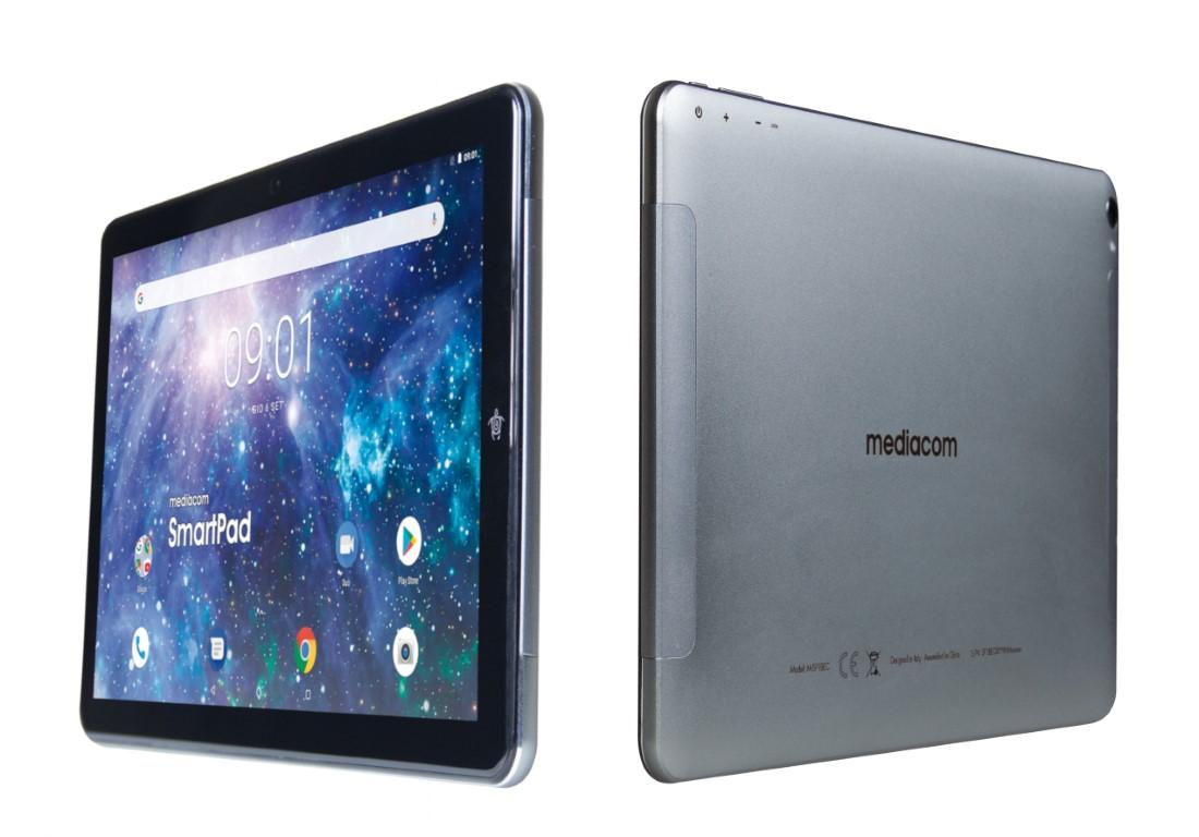 Mediacom SmartPad 10 Eclipse 2: look accattivante e connettività a 360° thumbnail