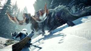 Monster Hunter World Iceborne: nuovo aggiornamento online