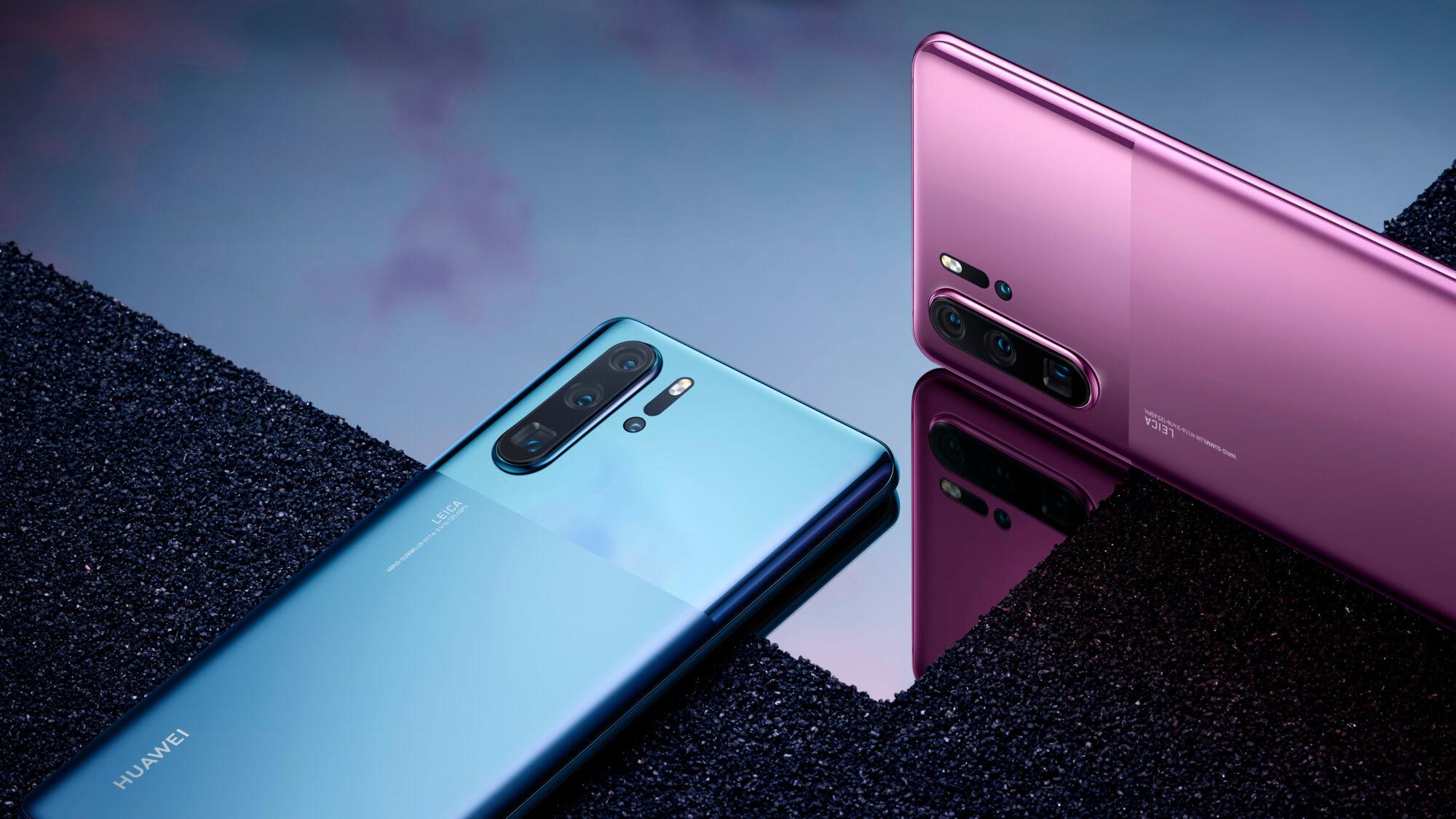 Huawei P30 PRO: nuove colorazioni ed Android 10 thumbnail