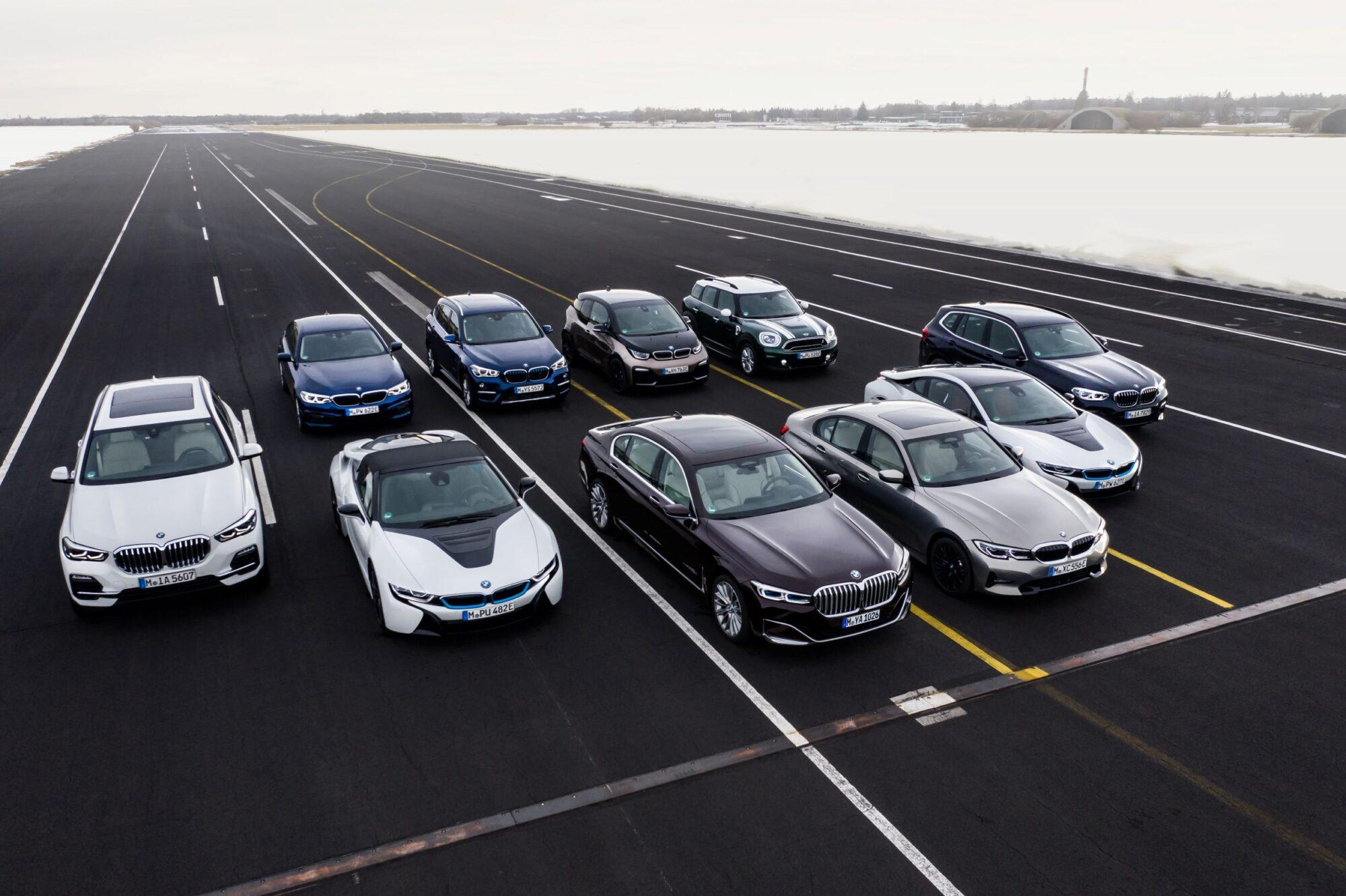 BMW al Salone di Francoforte 2019: il futuro del piacere di guida dell'Elica thumbnail