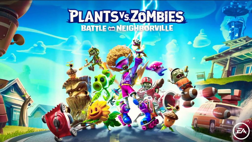 Plants vs ZombiesLA BATTAGLIA DI NEIGHBORVILLE