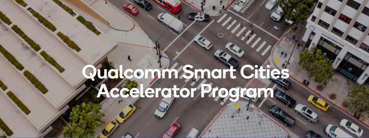 Qualcomm Smart Cities Accelerate 2019: al via la prima edizione thumbnail