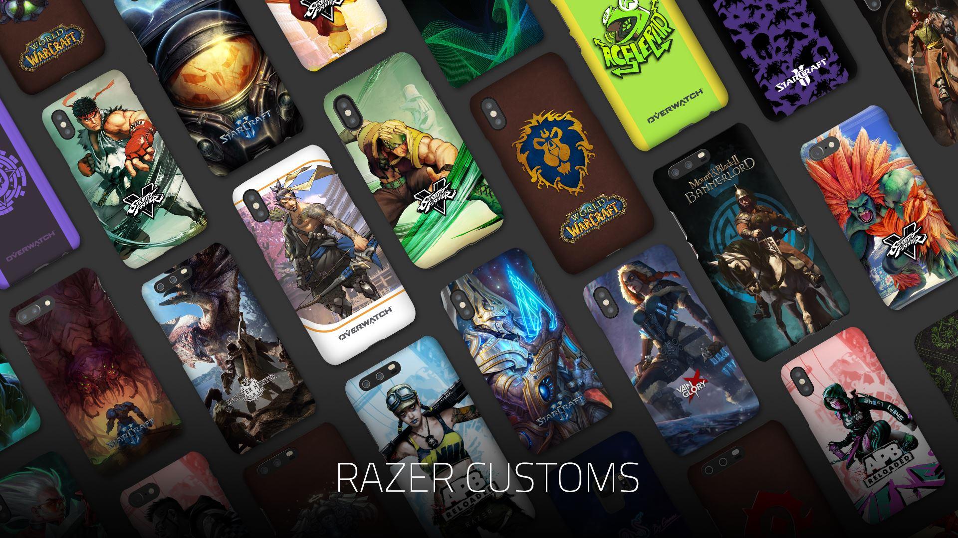 Razer Customs: cover perfette per ogni gamer thumbnail