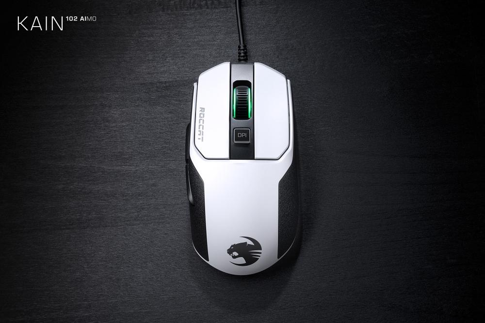 Roccat Kain: annunciato l'arrivo dei nuovi mouse pensati per il gaming thumbnail