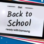 Samsung Back to School