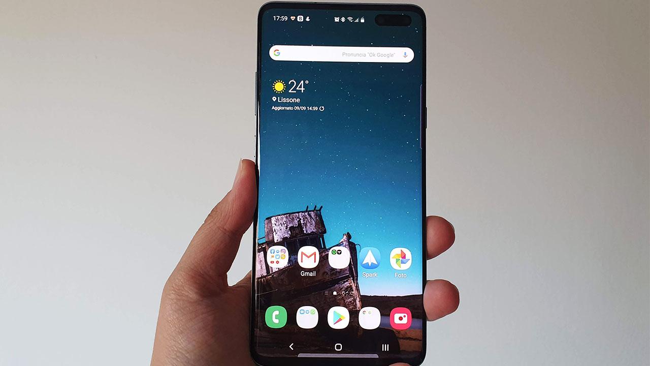 Samsung Galaxy S10 5G recensione