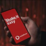 Vodafone Shake it easy
