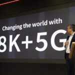 Sharp 8K 5G AIoT