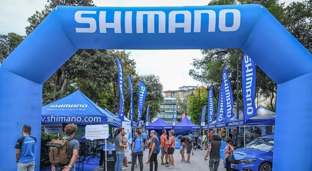 Shimano protagonista all'Italian Bike Festival 2019 thumbnail