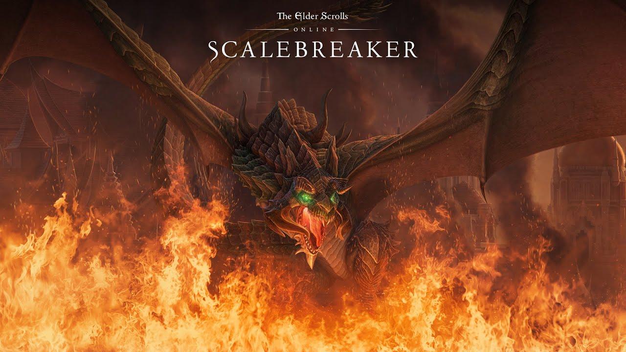 The Elder Scrolls Online: Scalebreaker recensione, il ritorno dei draghi