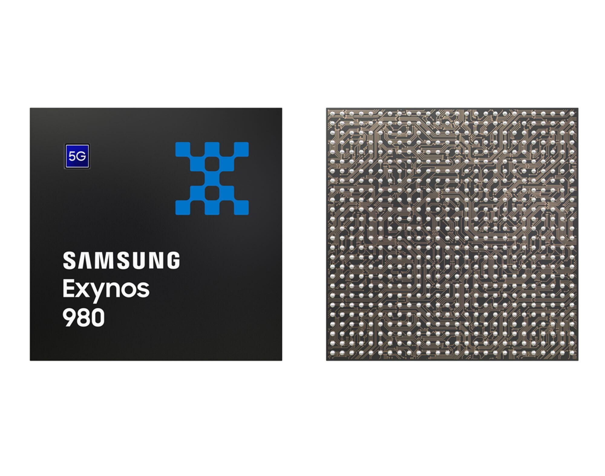 Exynos 980: ecco il primo processore Samsung con tecnologia 5g thumbnail