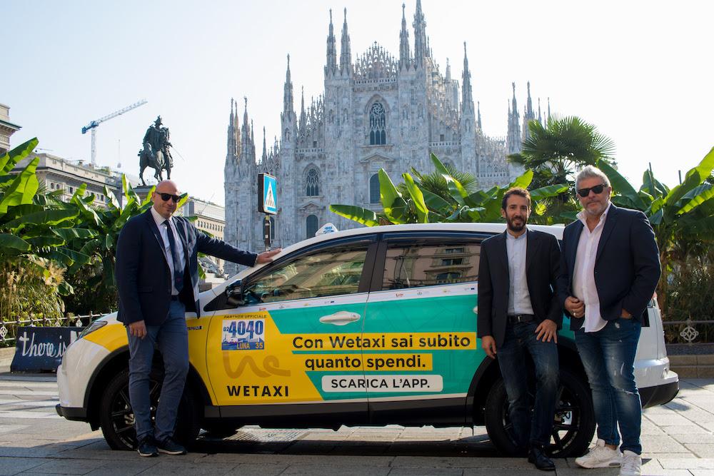 Wetaxi, la piattaforma per prenotare il taxi arriva a Milano e Roma thumbnail