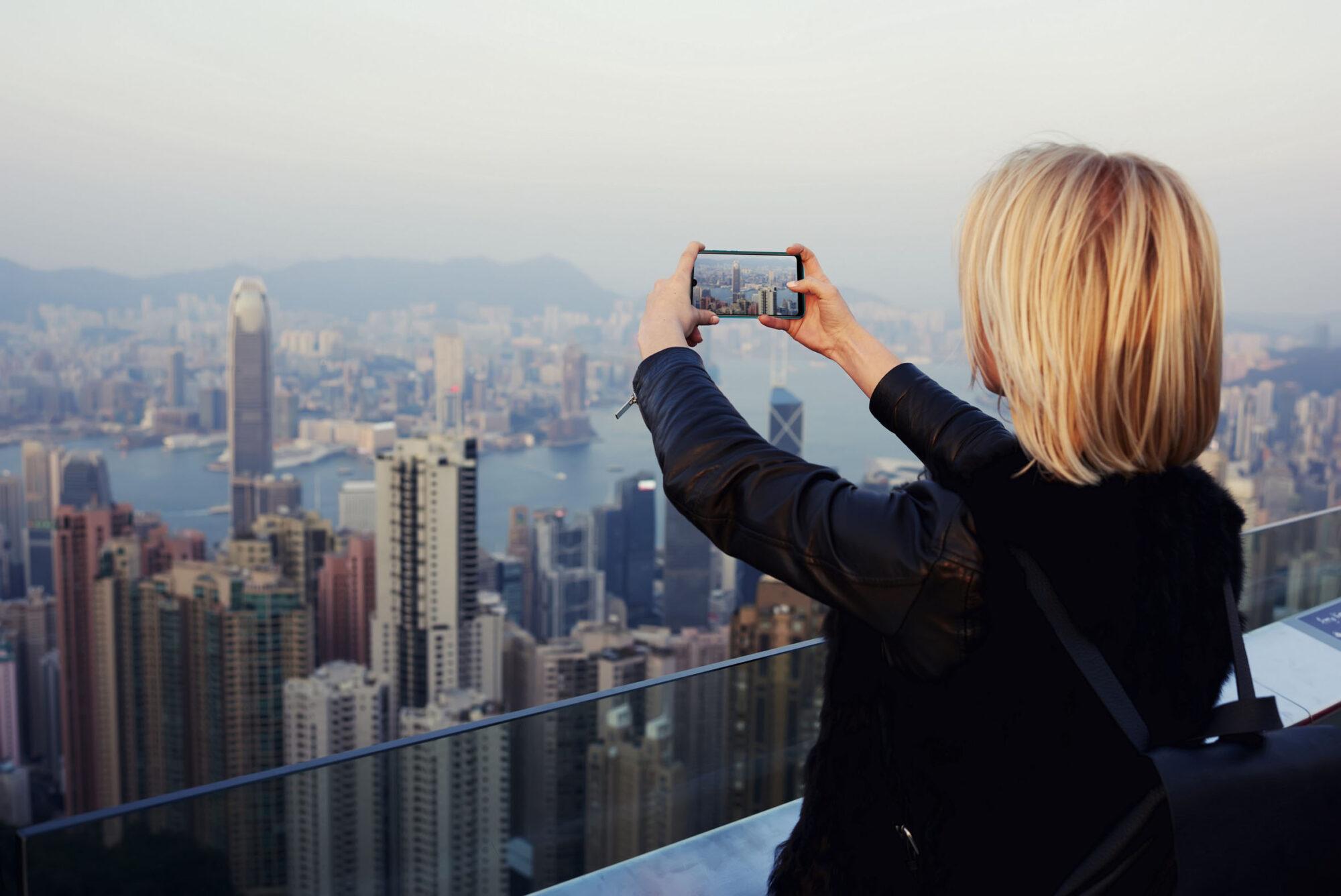 Come fotografare i grattacieli con uno smartphone: trucchi e consigli thumbnail