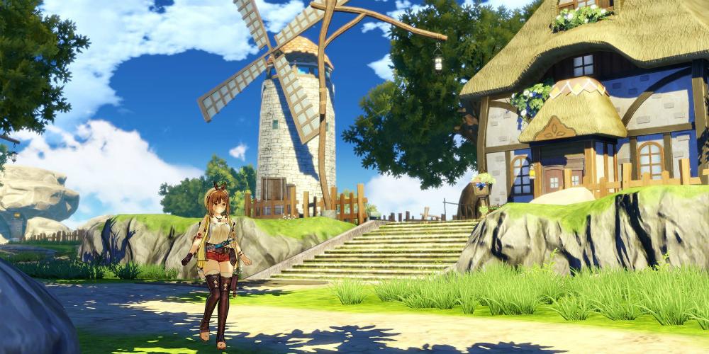 Atelier Ryza: nuove informazioni sul Secret Hideout System del gioco thumbnail